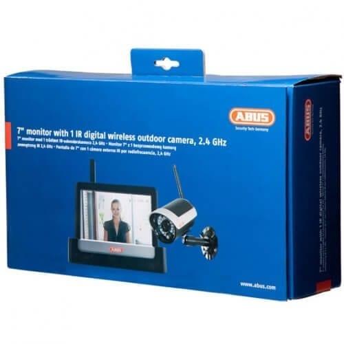 ABUS Surveillance Camera Online - Wireless Commercial Grade